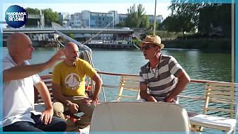 Nantes&VousTV  vous permet de découvrir comment dormir sur l'eau à Nantes
