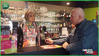 Nantes&VousTV  'Vu & Gouté' : le Bar Restaurant LE WILLIAMS à Ancenis