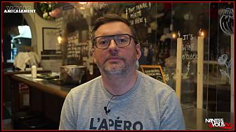AMICALEMENT BERTRAND - Gérant du Bar 'Au Coup d'Canon' à Nantes
