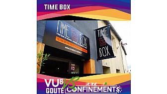 Les commerces de Bouguenais : restaurant africain TIMBOX @VilleBouguenais