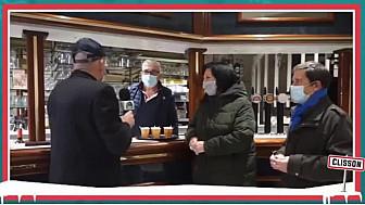 Les commerces de Clisson : 'Bar Tabac des Halles Rue des Halles' @ClissonVille