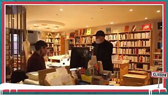 Les commerces de Clisson :  la Librairie  'Les Villes Invisibles' @ClissonVille