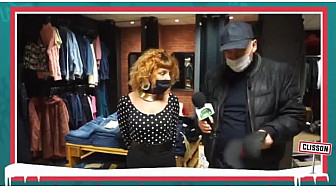 Les commerces de Clisson :  le magasin de vêtements SIN CITY @ClissonVille