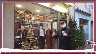 Les commerces de Clisson :  'Un Pas De Plus' magasin de chaussures @ClissonVille