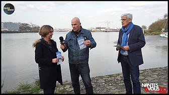 Nantes&VousTV  Culture Urbaine avec le Concours de poèmes sur la Loire