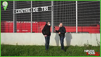 Le nouveau MIN de Nantes possède son centre de tri et de valorisation de ses déchets