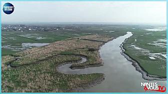 Approche de la Ruralité avec Nantes&VousTV à la découverte du village de Lavau sur Loire @Loireatlantique @paysdelaloire