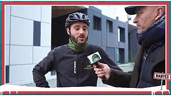 Nantes : UN COURSIER À VÉLO POUR VOS PLIS ET COLIS @Nantes