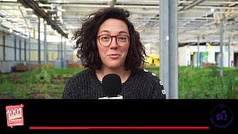 Valentine Vilboux présente 'La Tricyclerie' membre du Club des Eco-Prestataires de l'Evénementiel @NantesMetropole @nantesfr @Latricyclerie