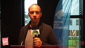 'Réseau Eco-Evénement' Dominique Behar nous présente  Le Club des éco-prestataires de l'événementiel @REEVE_PdlL