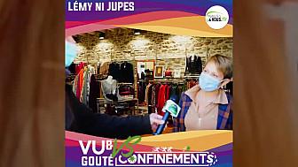 Nantes&VousTV :  'Les Mini Jupes' commerce de Saint Philbert -de-Grand-Lieu (44)