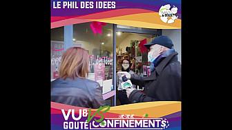 Nantes&VousTV :  'Le Phil Des Idées' à Saint-Philbert de Grand-Lieu - Loire-Atlantique 44