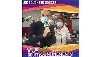 Nantes&VousTV : en période de confinement 'Les Bouchées Douces' à Saint-Luce 44 vous attendes