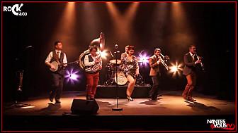 Smartrezo GRA Musique :  Nantes&Vous TV nous présente  'LES SASSY SWINGERS' qui étaient en concert à ORVAULT