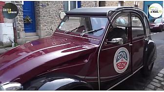 Nantes&VousTV Racing :  la 2CV de 'Royal Deuche'