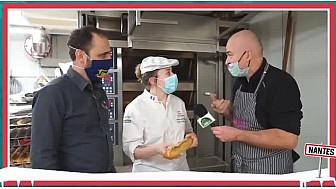 Nantes&VousTV :  La boulangerie & pâtisserie gourmande  EUGENIE à Nantes