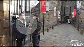 Nantes&VousTV :  OFFRIR UN JOUET AVEC LES ROCKEURS ONT DU COEUR