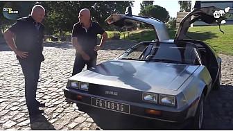 Nantes&VousTV Racing : le 'Musée' nous présente la DELOREAN