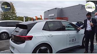 Nantes&VousTV Racing :  La nouvelle Volkswagen ID.3 la reine du silence & de la sécurité 100% électrique