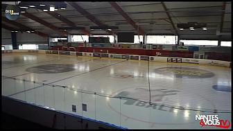 Hockey-sur-Glace : NANTES & VOUS TV S'INVITE CHEZ LES CORSAIRS @CorsairesNantes