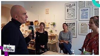 Nantes&VousTV :  en cette période très difficile la Boutique de Créateurs 'La Tribü' vous attend à Nantes