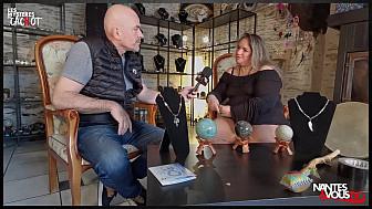 Nantes & Vous TV : À la rencontre d'une Chamane - 'Les Mystères du Cachot'