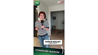 Nantes & Vous TV - Réaliser une confiture maison - Vu & Goûté