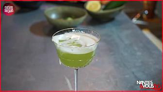 Le Cucumber Splash à la Mangouste