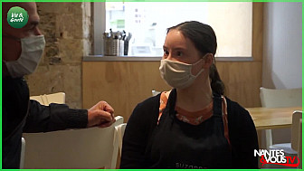Nantes & Vous TV - Des Chef(fe)s extraordinaires avec le restaurant le Reflet - Vu & Goûté