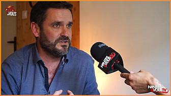 Nantes & Vous TV - Entrevue avec Olivier Bourgouin - Hypnothérapeute