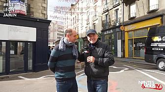 Nantes & Vous TV - Découverte de la rue Léon Jamin avec l'UNACOD