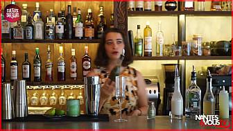 Nantes & Vous TV - Faites le Matcha Gin avec la Mangouste