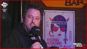 GRA-TV : Nantes & Vous TV avec Miss Machine - Bar-Bars & Co n°21