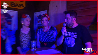 GRA-TV : Nantes & Vous TV vous invite à découvrir 'The Magic Beam Sisters and Robert' - Bar-Bars & Co n°17