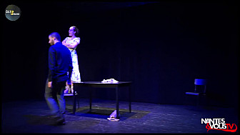 Nantes & Vous TV - Pièces étudiantes au Théâtre de la rue de Belleville