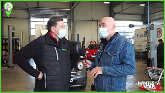 Nantes & Vous TV - Rencontre avec Fabrice, garagiste au MiN - RDV du MiN