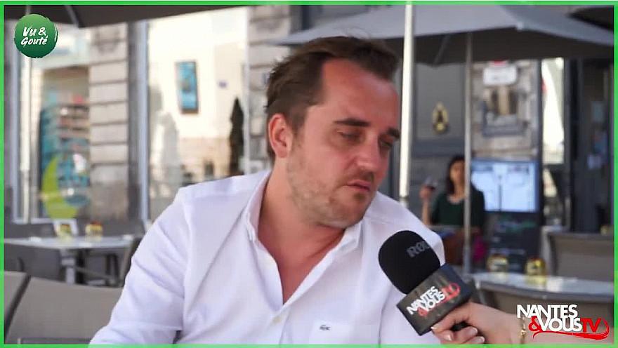 Nantes & Vous TV - À la découverte du Charles H - Vu & Goûté